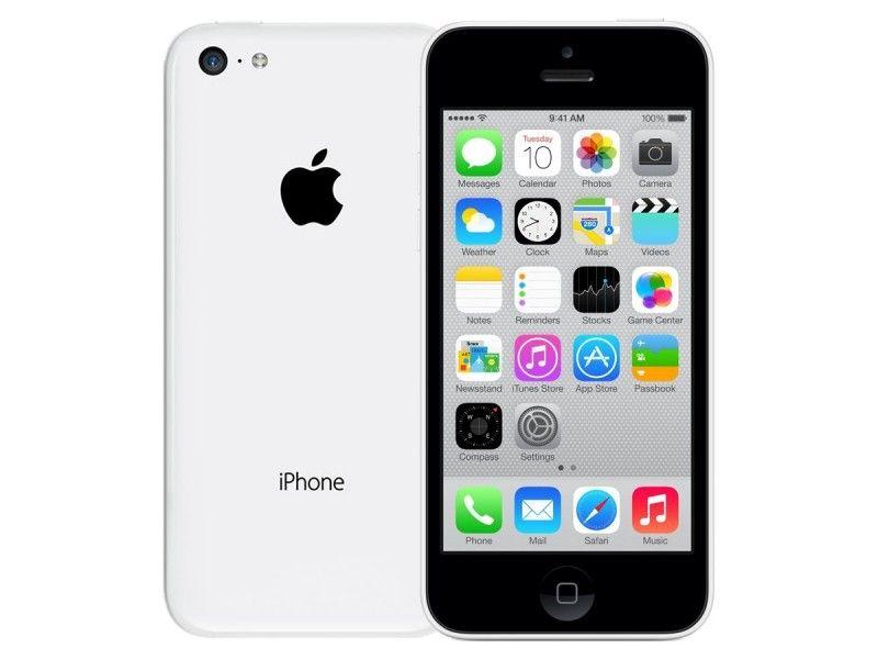 Apple iPhone 5c 16GB Biały - Foto1
