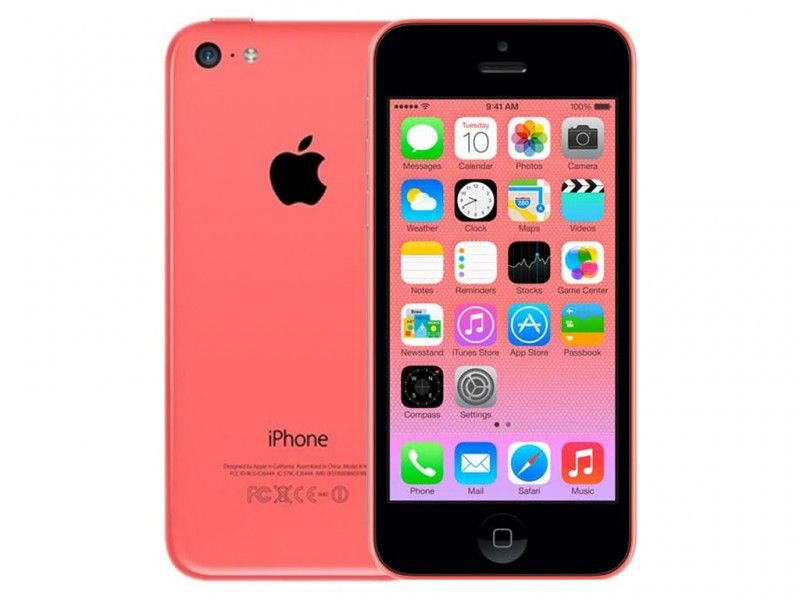 Apple iPhone 5c 16GB Różowy + GRATIS - Foto1