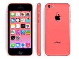 Apple iPhone 5c 16GB Różowy + GRATIS - Foto2