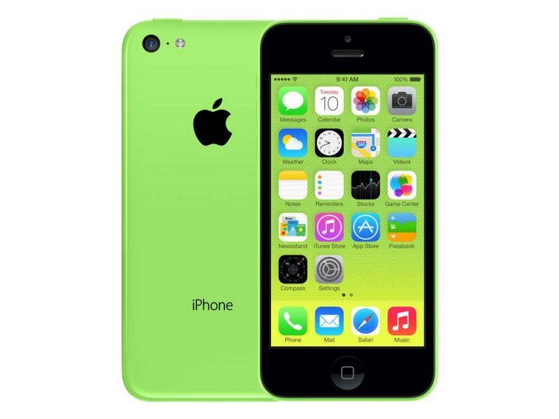 Apple iPhone 5c 16GB Zielony + GRATIS - Foto1