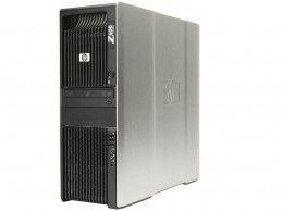 HP Z600 2xE5520 24GB 120SSD+500GB Quadro 600
