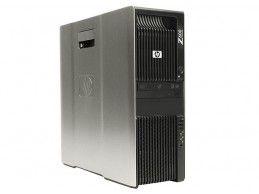 HP Z600 2xE5520 24GB 120SSD+500GB Quadro 600 - Foto2