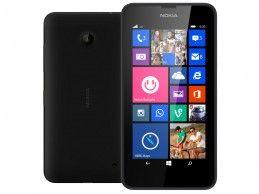 Nokia Lumia 635 LTE IPS Black - Foto1
