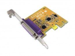 Kontroler LPT IEEE1284 SUNIX PAR6408A PCI-E - Foto1