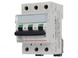 Wyłącznik nadprądowy 32A LEGRAND S303 TX3 C32 3P 403548 - Foto1