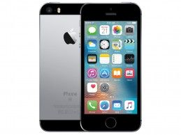 Apple iPhone SE 16GB Space Gray - Foto1