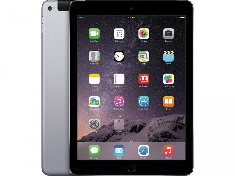 Apple iPad Air 2 64 GB LTE Space Gray + GRATIS - Foto1