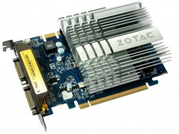 ZOTAC GeForce 9500 GT Zone DX10 - Foto1