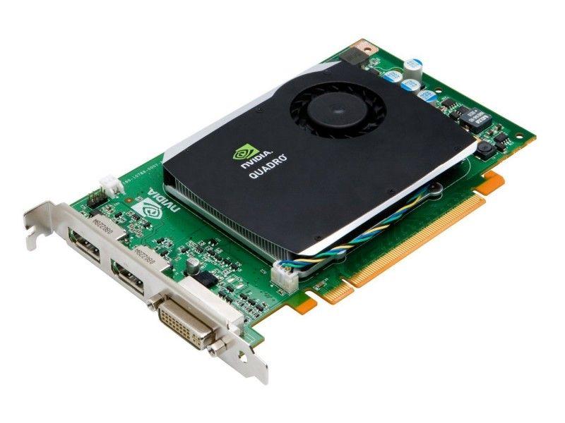 NVIDIA Quadro FX 580 - Foto1