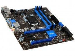 MSI B85M-G43 LGA1150 USB3.0 HDMI DP DVI VGA - Foto1