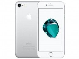 Apple iPhone 7 128GB Silver + GRATIS - Foto1
