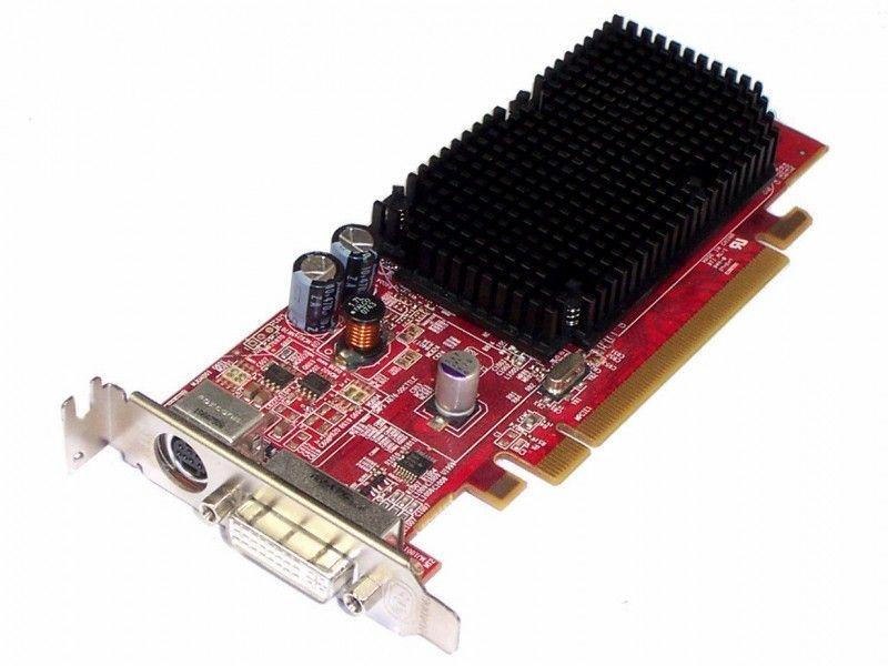 ATI Radeon X1300 - Foto1