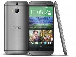 HTC One M8 16GB 4G LTE Gunmetal Grey - Foto1