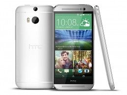 HTC One M8 16GB 4G LTE Glacial Silver - Foto1