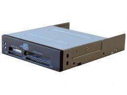 """Multimedialny czytnik kart pamięci USB 3,5"""" wewnętrzny"""