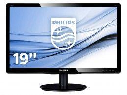 """Philips 196V4L LED 18,5"""" HD - Foto1"""