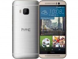 HTC One M9 32GB LTE Silver Gold - Foto1