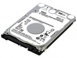 """Western Digital 500GB 6,8mm 2,5"""" WD5000LUCT - Foto1"""