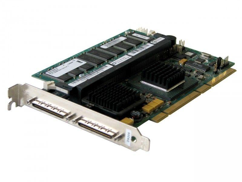 Kontroler RAID LSI 320-2 SCSI PCBX518-B1 Ultra320 PCI PERC4/DC - Foto1