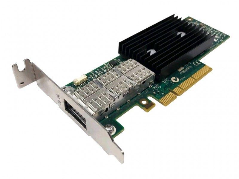 Mellanox MCX353A-QCBT 10GbE ConnectX-3 VPI InfiniBand - Foto1