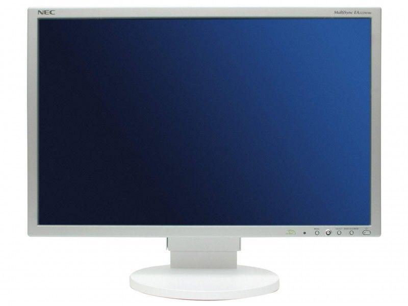 """NEC MultiSync EA222WMe 22"""" W-LED Silver - Foto1"""