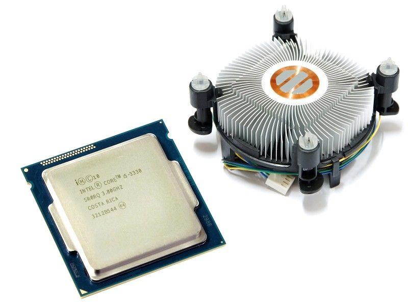 Intel Core i5-3330 3,20 GHz + chłodzenie - Foto1