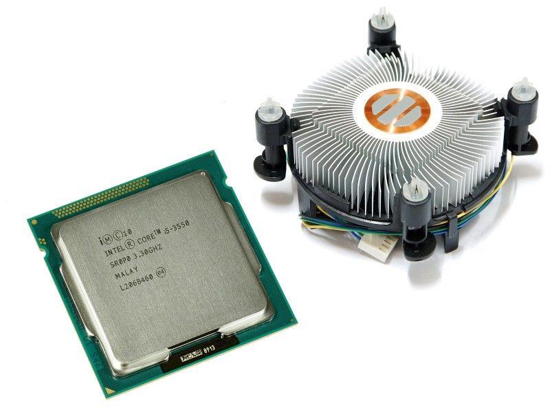 Intel Core i5-3550 3,70 GHz + chłodzenie - Foto1