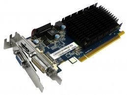 Sapphire ATI Radeon HD 5450 1GB LP (niski profil) - Foto1