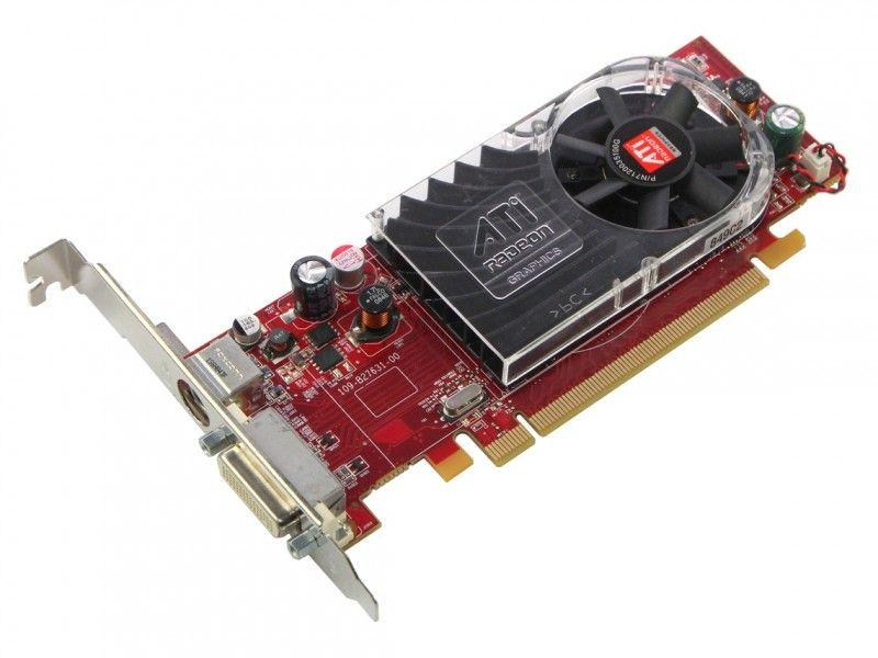 ATI Radeon HD 3450 DMS-59 PCIe HP - Foto1
