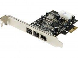 Kontroler Firewire COMBO IEEE1394a+b PCIe x1 - Foto1