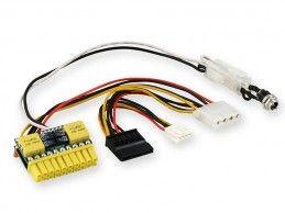 Mikro zasilacz komputerowy 120W picoPSU-120 12V 20pin ATX mini-ITX - Foto1