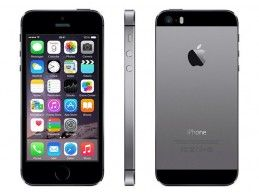 Apple iPhone 5s 16 GB LTE Space Gray - Foto1