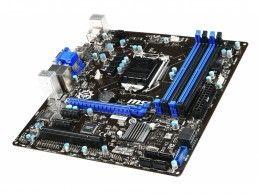 MSI H81M-E34 LGA1150 USB3.0 HDMI DVI VGA - Foto1