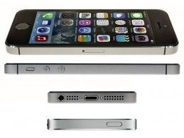 Apple iPhone 5s 16 GB LTE Space Gray - Foto2