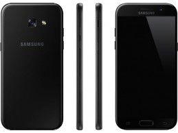 Samsung Galaxy A5 2017 32GB LTE Black Sky - Foto2