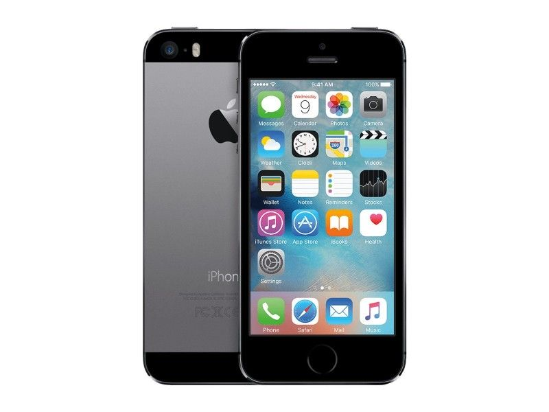 Apple iPhone 5s 16 GB LTE Space Gray - Foto4