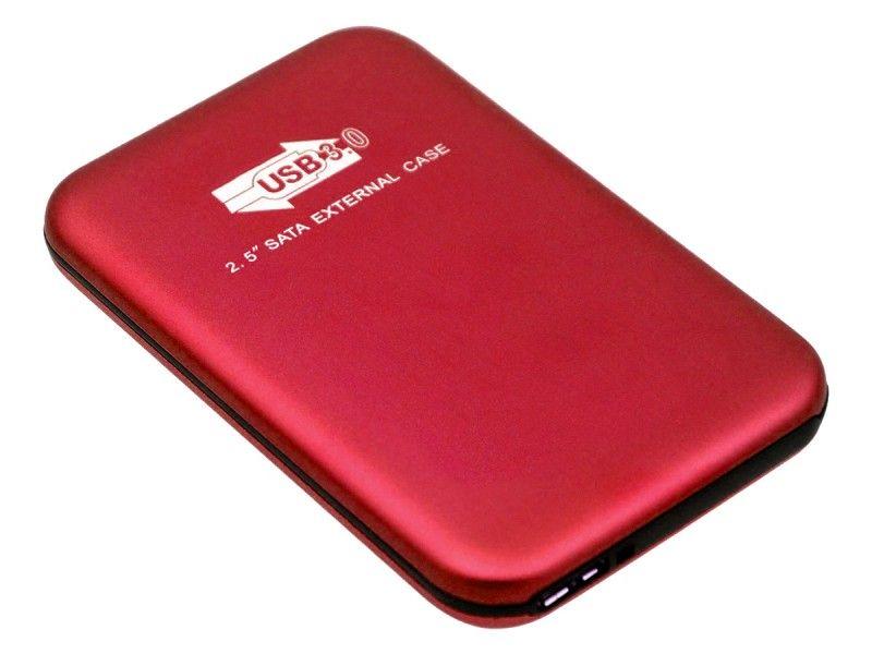 Dysk zewnętrzny HDD USB 3.0 500GB 2 kolory - Foto1