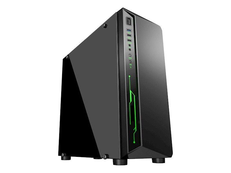 Komputer do gier BANDIT i5-2400 8GB 120SSD+500GB GTX1050Ti - Foto1