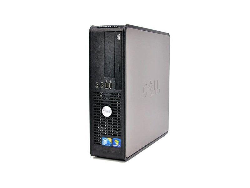 Dell OptiPlex 780 SFF E-7500 8GB 120SSD - Foto1