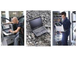 Panasonic Toughbook CF-53 i5-2520M 8GB 120SSD (500GB) - Foto2