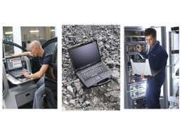 Panasonic Toughbook CF-53 i5-2520M 16GB 240SSD (1TB) - Foto2