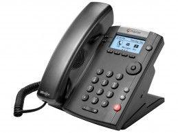 Polycom VVX 201 VoIP PoE 2 linie - Foto1