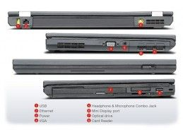 Lenovo ThinkPad T430 i5-3320M 8GB 120SSD - Foto3