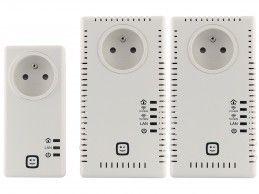 Zestaw 2x PowerLine PG-9072LG-TN + Powergrid PG-9073LG-TN - Foto1