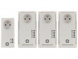 Zestaw 3x PowerLine PG-9072LG-TN + Powergrid PG-9073LG-TN - Foto1