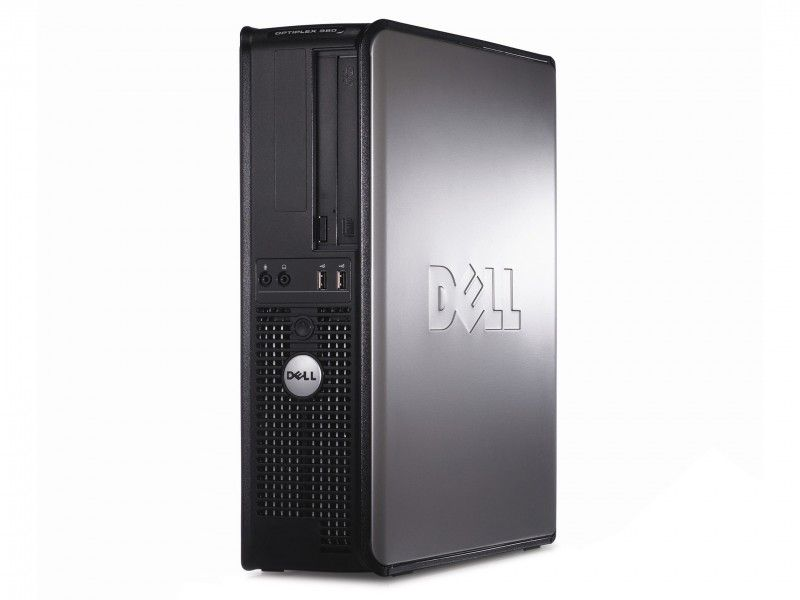 Dell OptiPlex 380 DT E7500 4GB 120SSD - Foto1