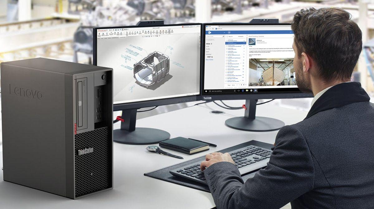 Lenovo ThinkStation dla wymagających