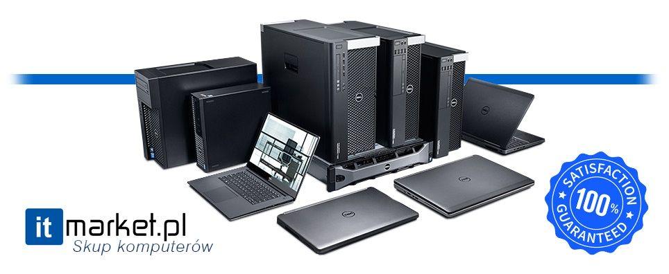 Skup komputerów i sprzętu komputerowego ITmarket.pl