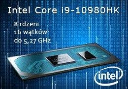 Intel Core i9-10980HK - najszybszy procesor do laptopów