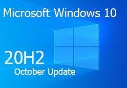 Październikowa aktualizacja Windows 10 20H2  już dostępna!
